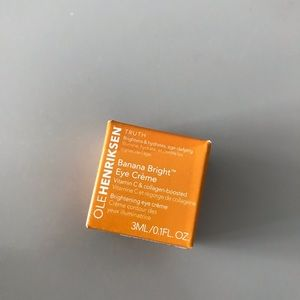 Ole Henriksen eye cream 3ml